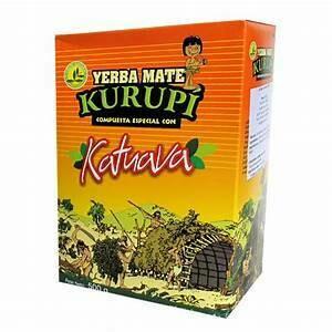 Kurupí Katuava Doos 12 x 500 Gram c/u