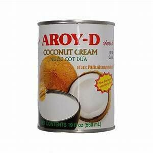 Crema de Coco  12 x  560 ml