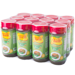 Verdecito Economico Sibarita / Caja de un packs de 12 frascos de 50 Gram c/u