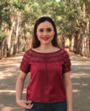 Blusas Tradicionales de Horquilla y Tejido de Gancho Talla 34