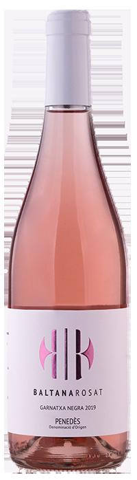 Biologische Baltana Rose Wijn Rode Garnacha. 6x 75 cl