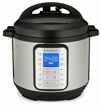 Instant Pot Duo Plus e Duo Evo Crisp + Air Fryer