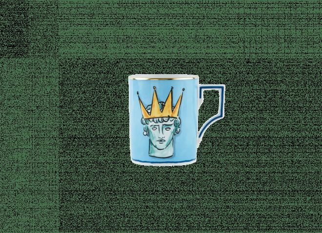 GINORI mug Il Viaggio di Nettuno