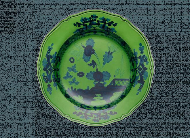 GINORI Segnaposto 31cm Oriente Italiano malachite