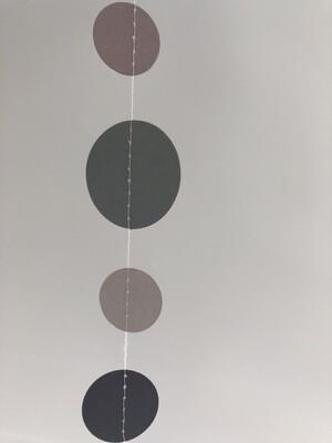 Kreiskette - Girlande