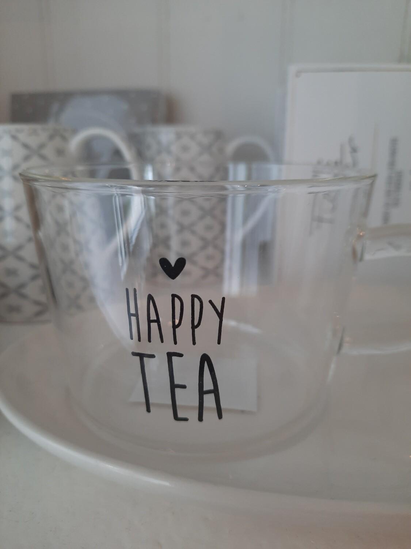 """Tee-Tasse """"Happy Tea"""""""