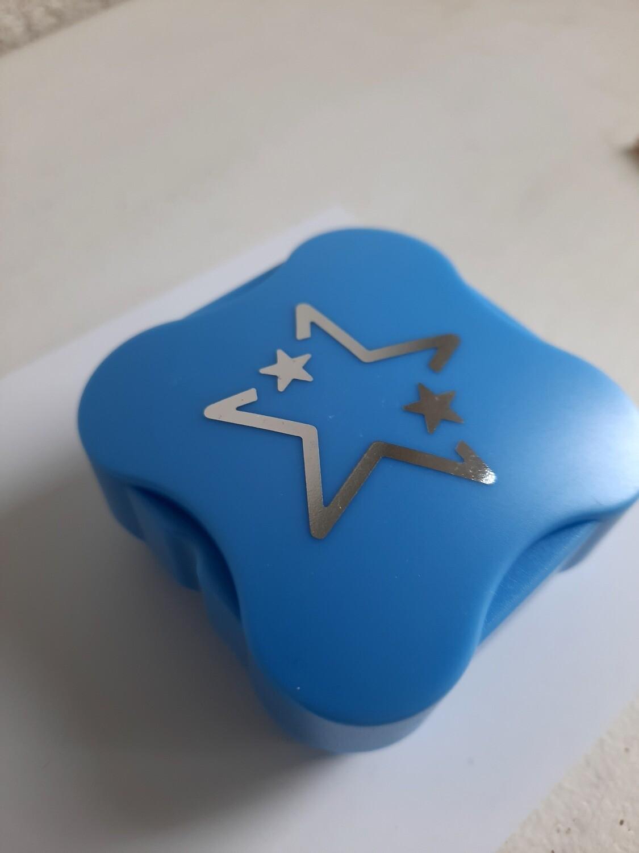Handstanzer Stern - magnetisch
