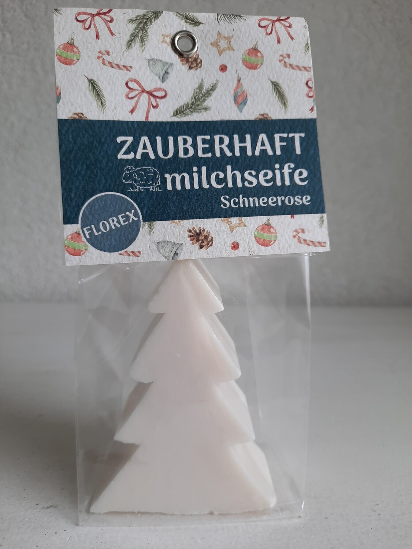 """Schafmilchseife """"Schneerose"""""""