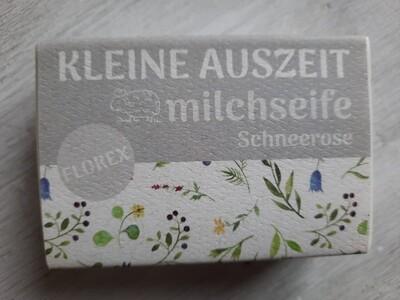 """""""kleine Auszeit"""" - Schafmilchseife (fest)"""