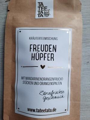 """KräuterTee """"Freudenhüpfer"""" - Probiergrösse"""