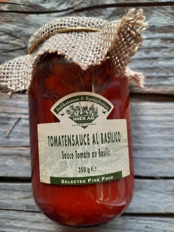 Tomatensauce al Basilico  350 g