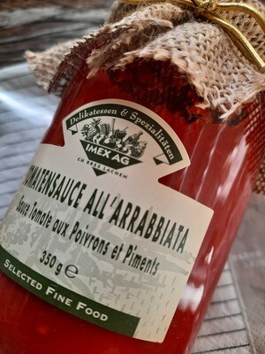 Tomatensauce all'Arrabbiata 350 g