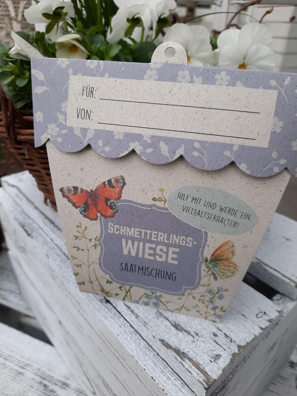 Schmetterlingswiese zum Verschicken