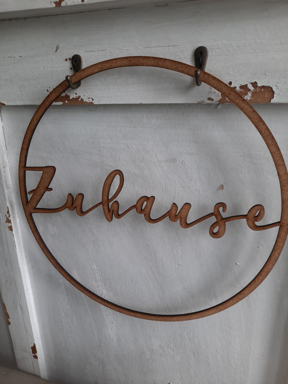 Ring 30cm - Zuhause