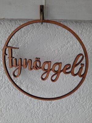 "Ring 15cm ""Fynöggeli"""