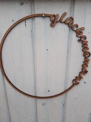 """Ring 30 cm """"Glücksmoment"""""""