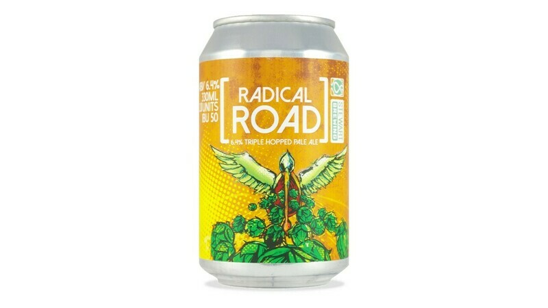 Stewart Brewing - Radical Road IPA