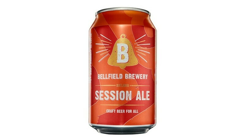 Bellfield - 1 x Session Ale