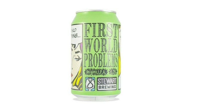 Stewart Brewing - First World Problems IPA
