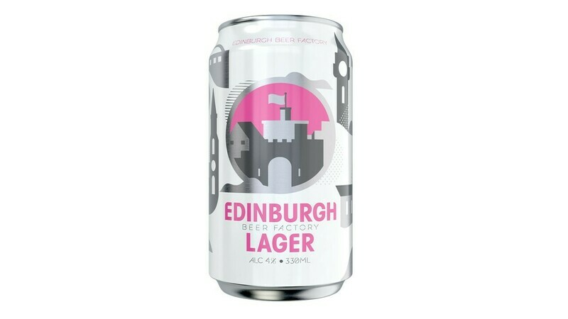 Edinburgh Beer Factory - Edinburgh Lager