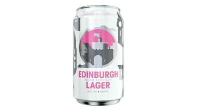Edinburgh Beer Factory - Edinburgh Lager