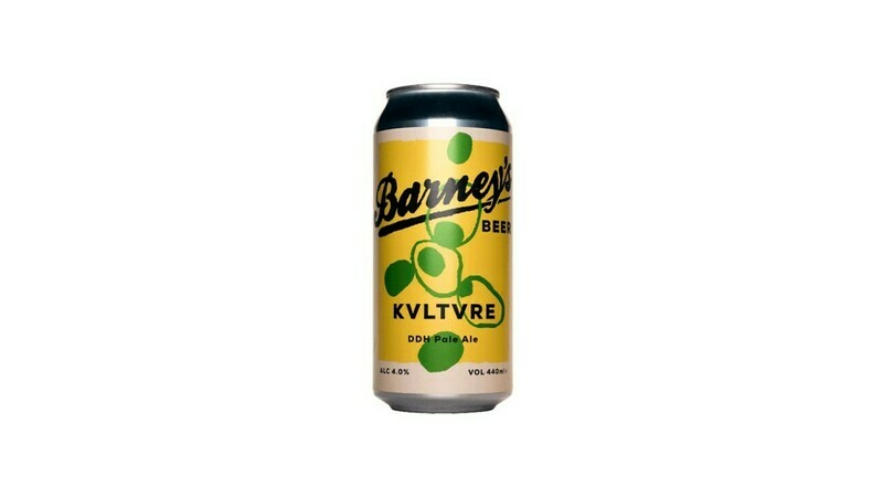 Barney's - Kvltvre