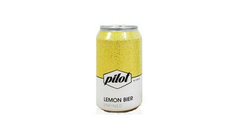Pilot -  Lemon Bier