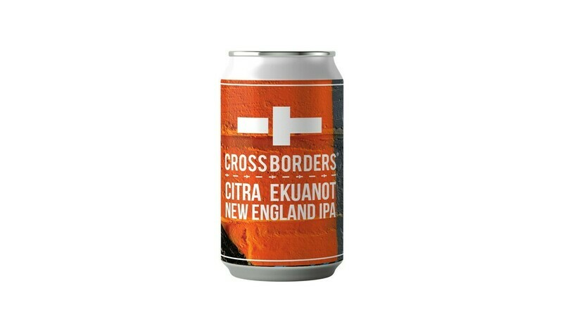 Cross Borders - New England IPA