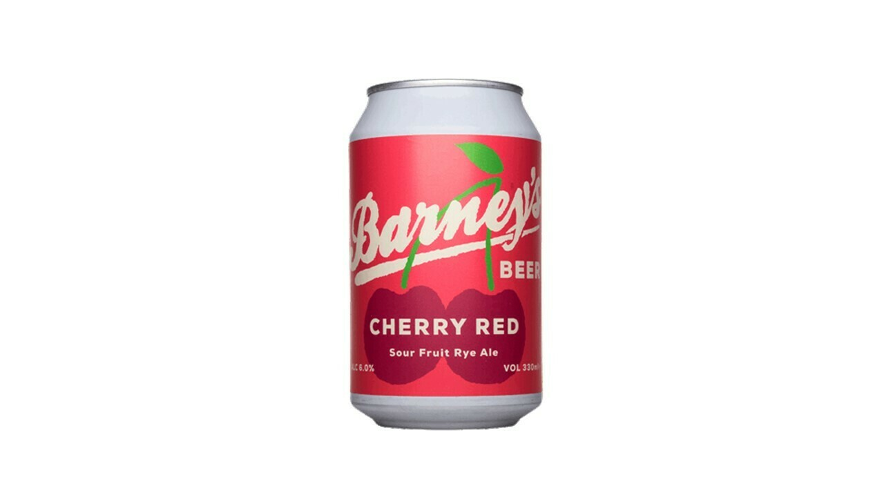 Barney's - Cherry Sour