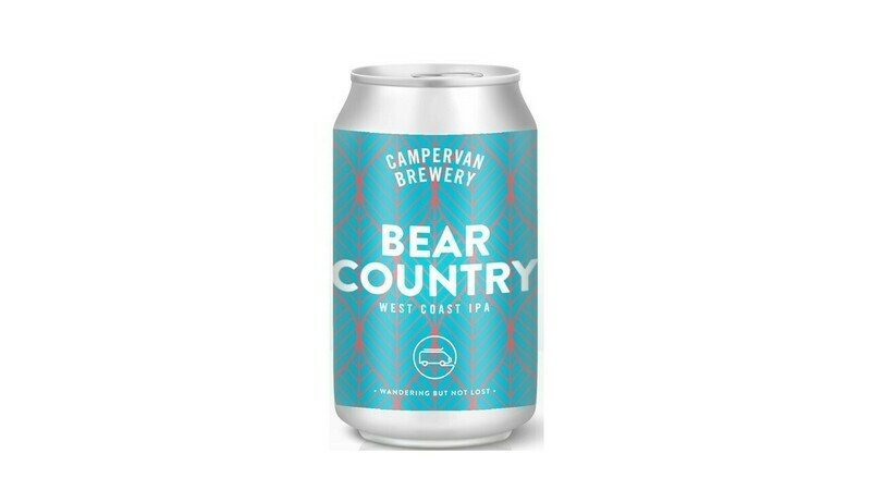 Campervan - Bear Country IPA