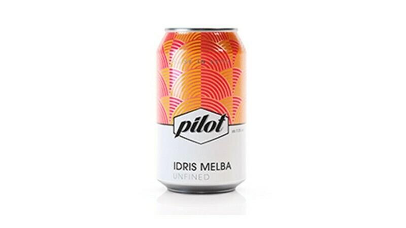 Pilot - Idris Melba