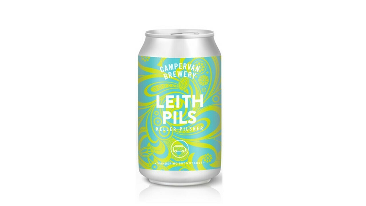 Campervan - Leith Pils