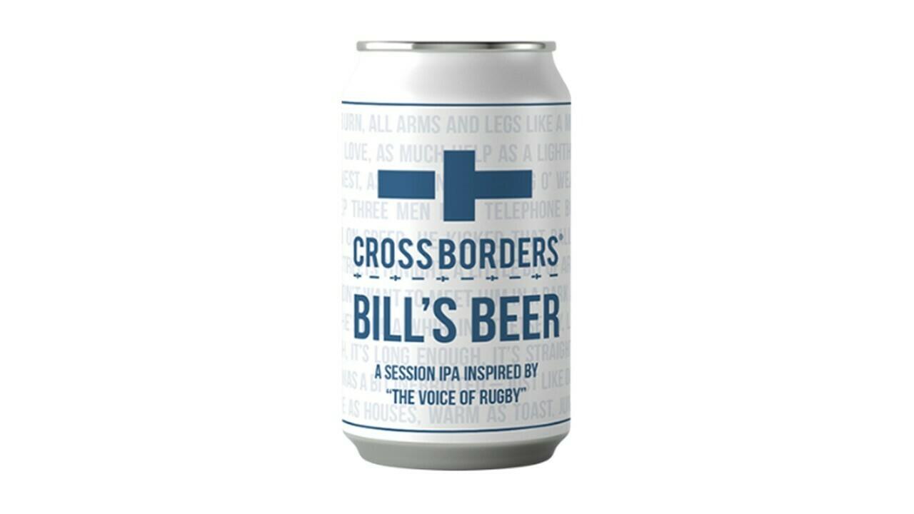 Cross Borders Brewing - Bill's Beer