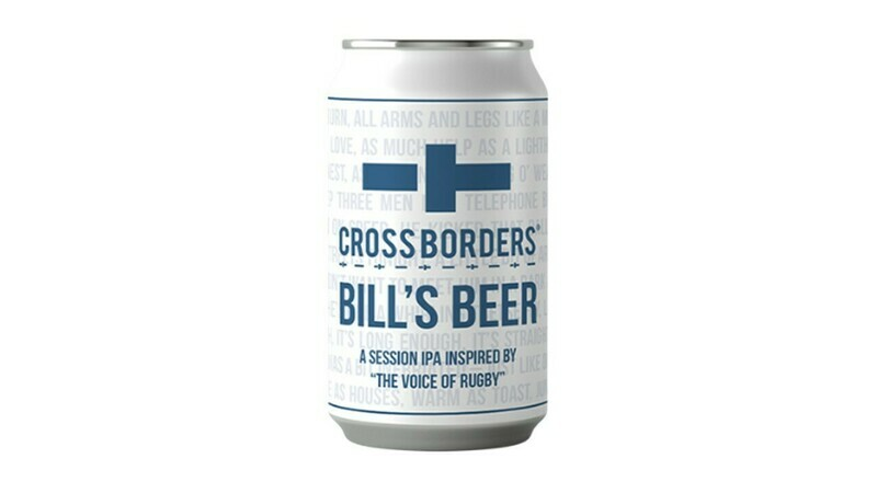 Cross Borders Brewing - Bill's Beer