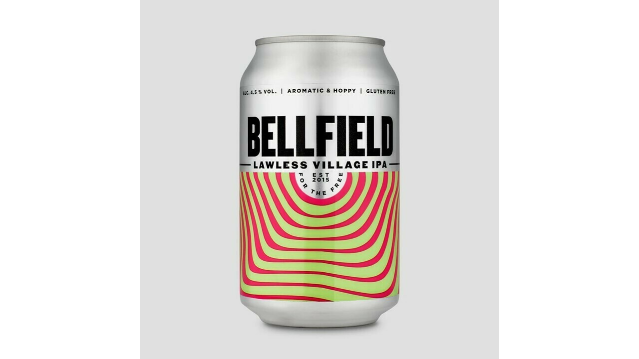 Bellfield - Lawless Village IPA