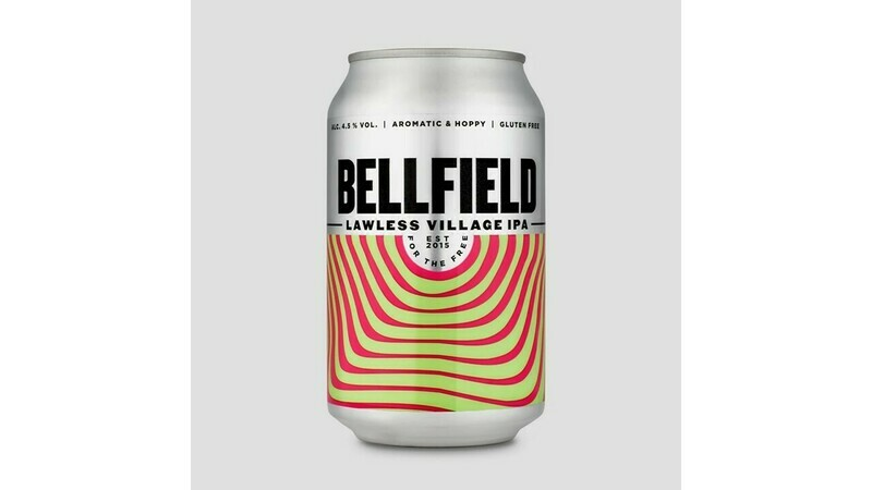 Bellfield - Lawless Village IPA