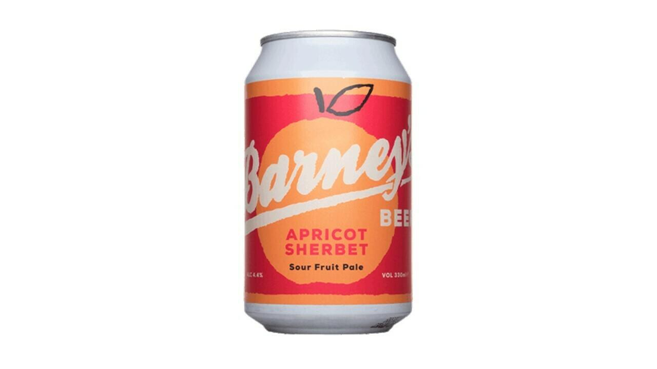 Barney's - Apricot Sherbet