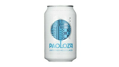 Edinburgh Beer Factory - Paolozzi Lager