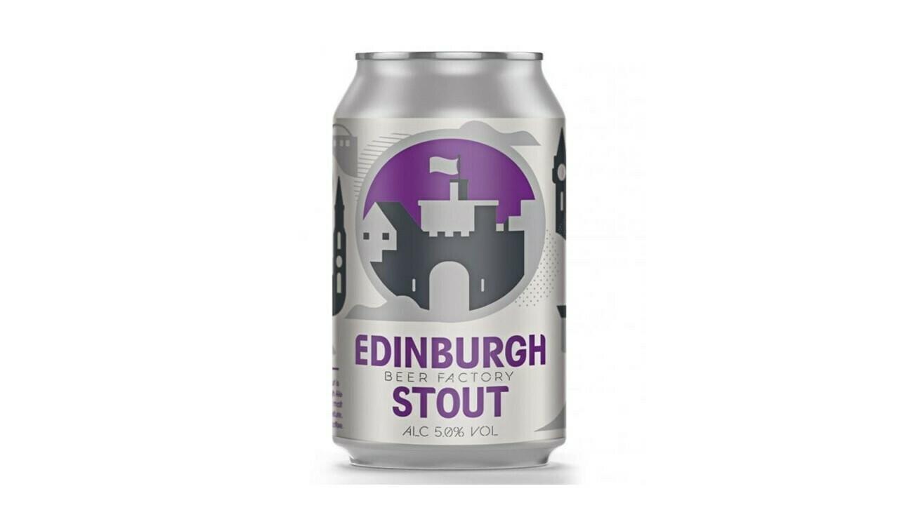 Edinburgh Beer Factory - Edinburgh Stout