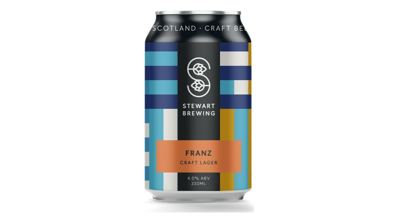 Stewart Brewing - Franz Lager