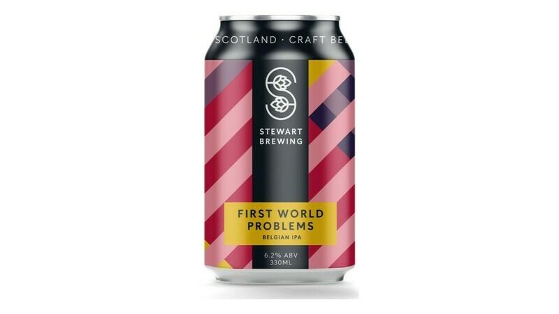 Stewart Brewing - First World Problems IPA