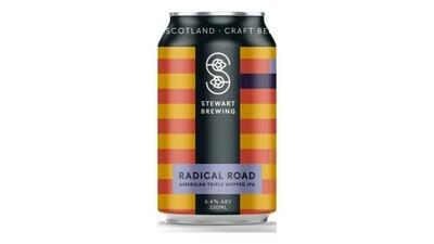 Stewart Brewing - Radical Road IPA