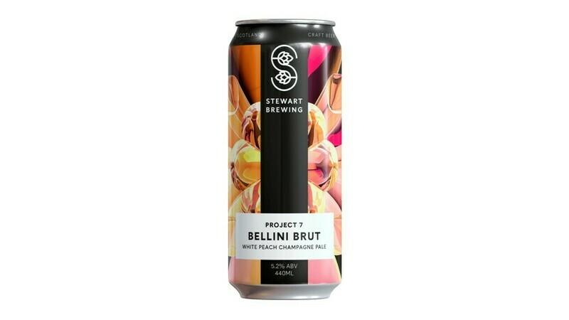 Stewart Brewing - Bellini Brut