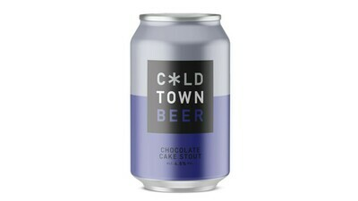Cold Town - Chocolate Cake Stout