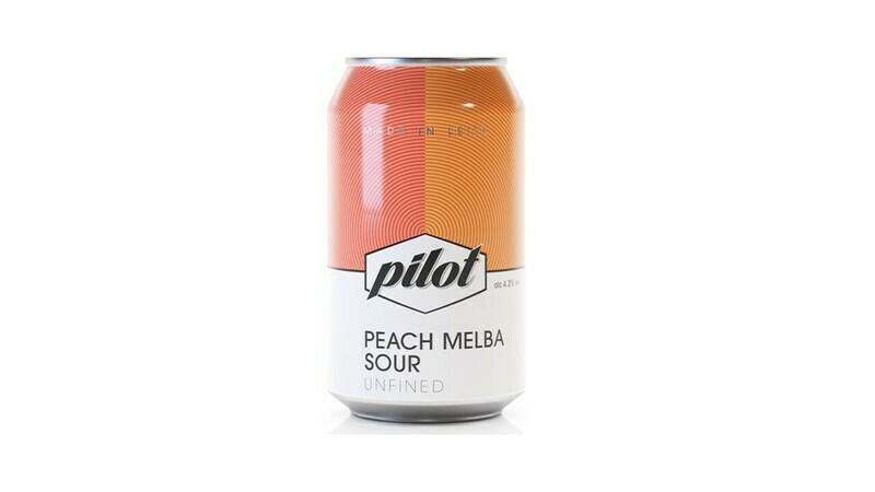 Pilot - Peach Melba