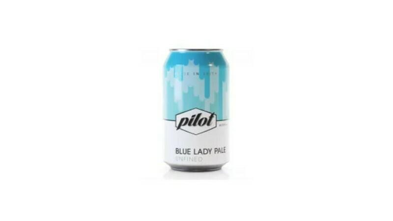 Pilot - Blue Lady Pale