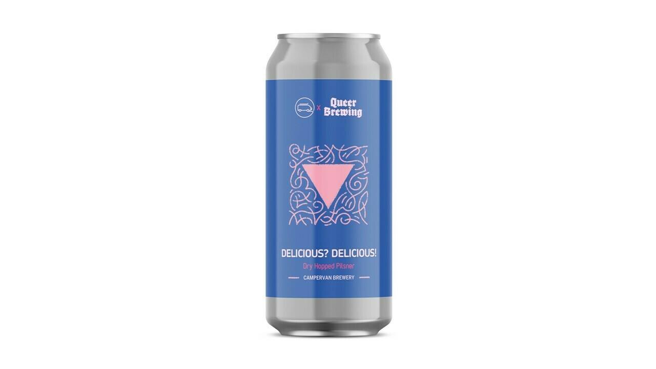 Campervan - Delicious Delicious / Queer Beer