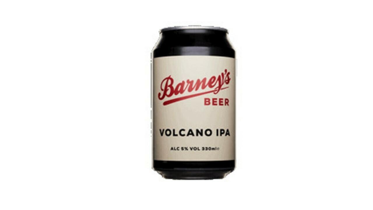 Barney's - Volcano IPA