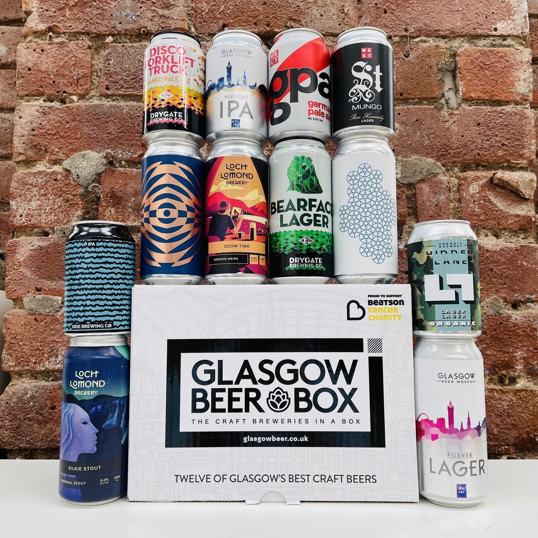 Glasgow Signature Case x 12