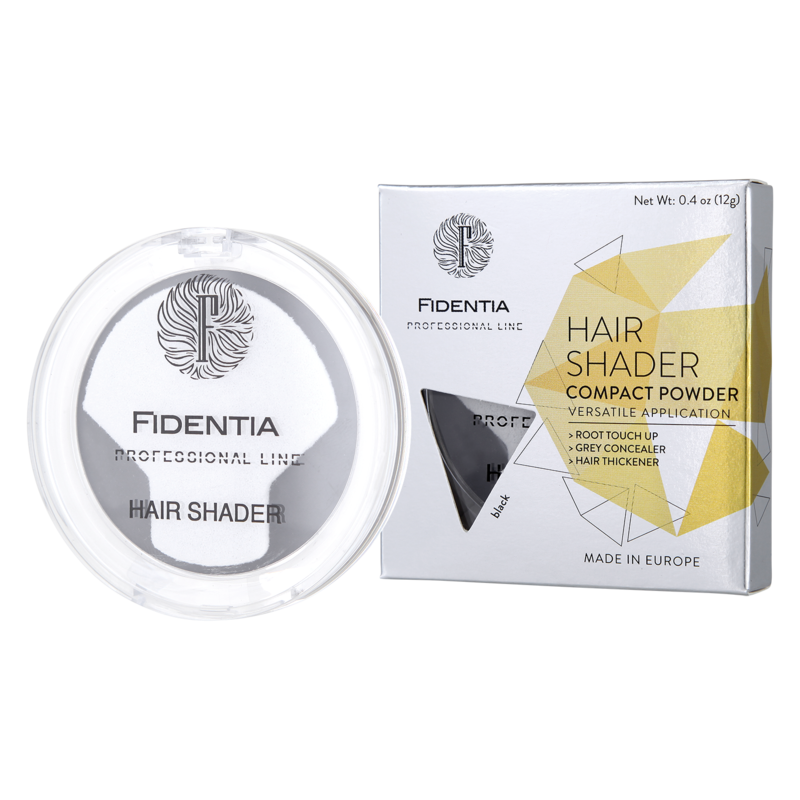 Ansatzpuder, Hair Shader FIDENTIA
